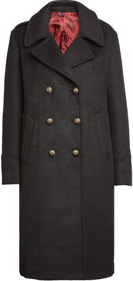 Blauer Coat with Wool