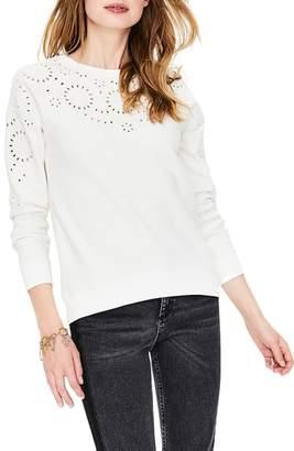 Boden Arabella Drop Shoulder Sweatshirt