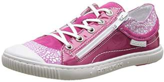 Pataugas Girls 622794 Trainers Pink Size: 33