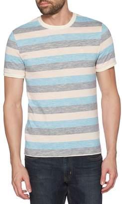 Original Penguin Reverse Feeder Stripe T-Shirt