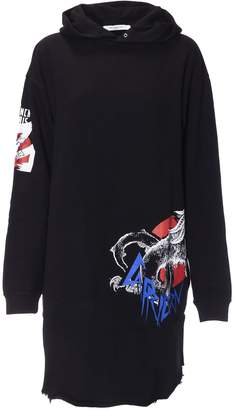 Givenchy Hoodie Dress