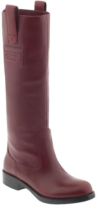 Marc by Marc Jacobs High Shaft Riding Boot