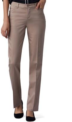 Lee Women's Flex Motion Straight-Leg Pants