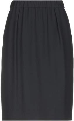 Odeeh Knee length skirts - Item 35396779JH