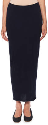 The Row Veica Cashmere Maxi Skirt