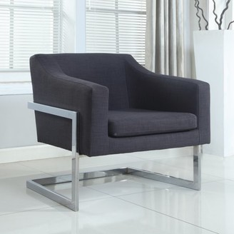 Best Master Furniture's Modern Club Chair, Multiple Colors Available