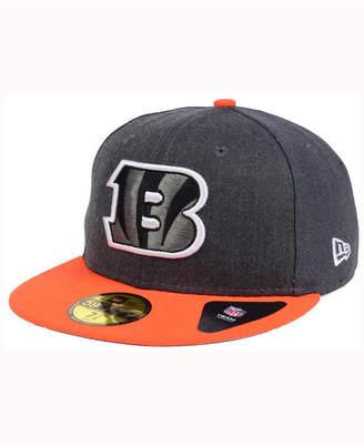New Era Cincinnati Bengals Shader Melt 59FIFTY Cap