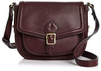 Dakota Annabel Ingall Leather Saddle Bag