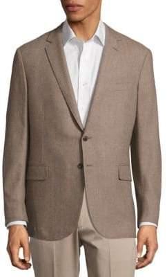 Ralph Lauren Modern Fit Wool Herringbone Sportcoat