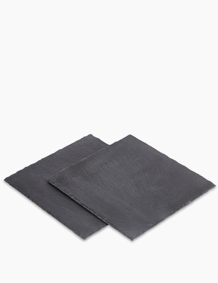 Marks and Spencer Set of 2 Slate Placemats