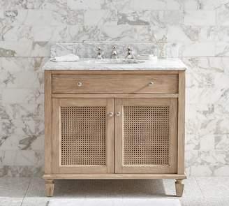 Pottery Barn Sausalito Single Sink Vanity