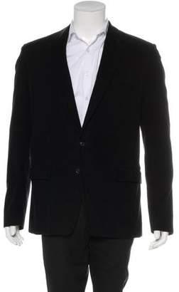 Maison Margiela Satin-Lined Sport Coat
