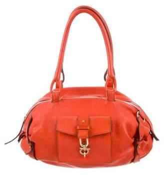Salvatore Ferragamo Orange Leather Handbags - ShopStyle 5e59c8aeffd8f