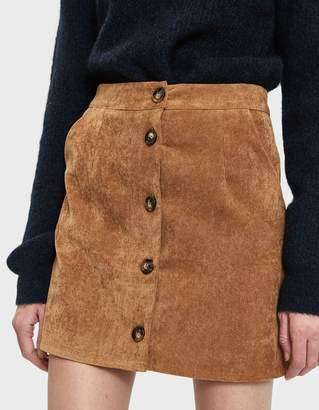 Stelen Nichola Corduroy Skirt