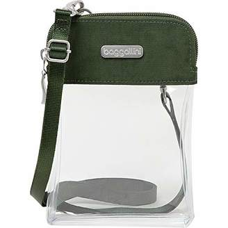 Baggallini Stadium Clear Bryant Crossbody