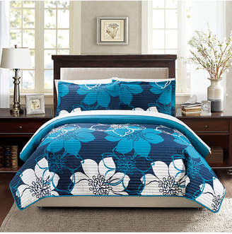 Chic Home Woodside 2 Piece Twin Quilt Set Bedding