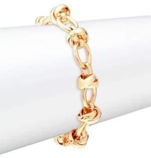 Kenneth Jay Lane Link Spacer Bracelet