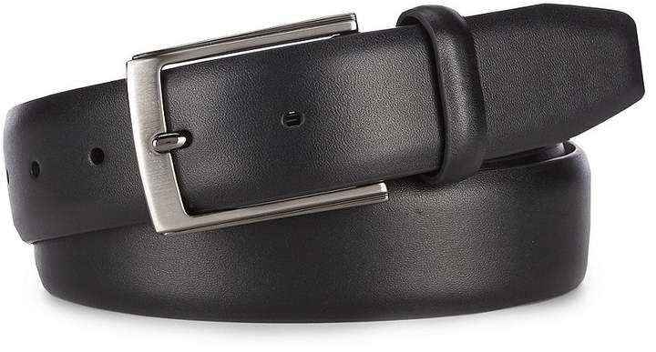 Roundtree & Yorke Big & Tall Big Pauly Leather Belt