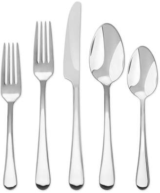 Pottery Barn Mirabella Flatware, Set of 20 - Stainless Steel