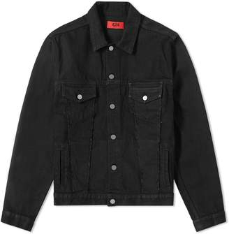 424 Marshall Denim Trucker Jacket