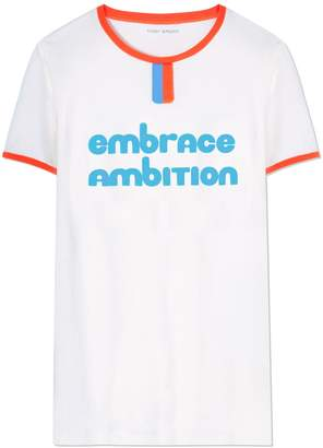 Tory Sport Embrace Ambition Ringer T-Shirt