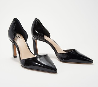 Vince Camuto Two-Piece Pumps - Renny