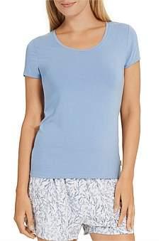 The Weekender Jersey Short Sleeve Top