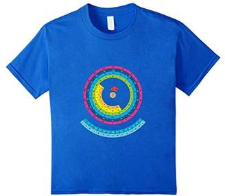 Alternative Circular Periodic Table T Shirt