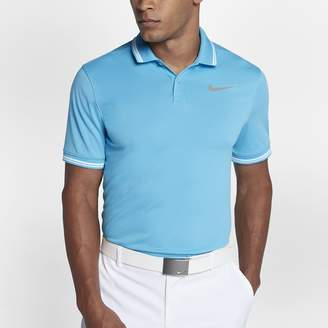Nike Dry Tipped Men's Slim Fit Golf Polo