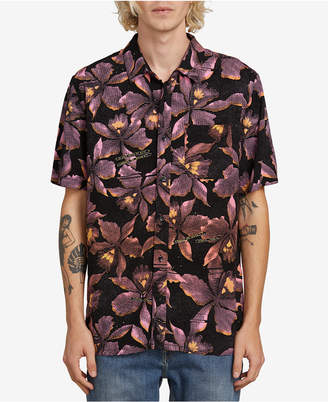 Volcom Men's Resorto Vallarta Short Sleeve Shirt