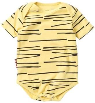 SOOKIBABY Tiger Stripe Bodysuit (Baby Boys)