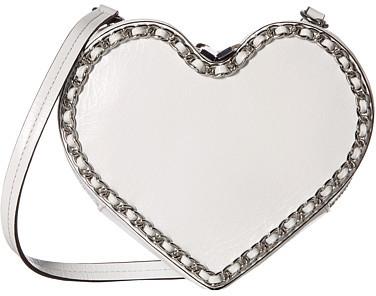 Rebecca MinkoffRebecca Minkoff Chain Heart Crossbody