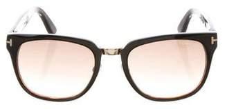 Tom Ford Rock Gradient Sunglasses