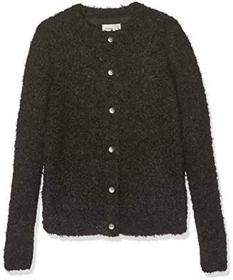 Name It Girl's Nitvilja Ls Knit Card F NMT Cardigan,(Manufacturer Size: 158-)