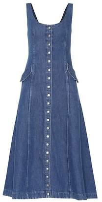 Acne Studios Jean midi dress