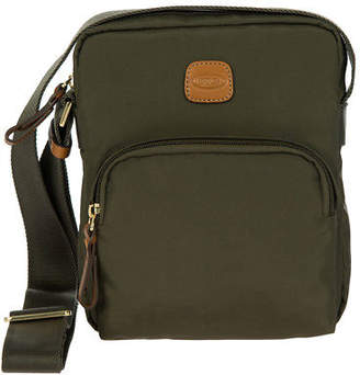 Bric's NEW X-Bag Men's Shoulder Bag Olive
