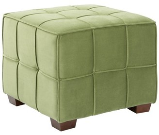 Office Star AVE SIX by Products Sheldon Tufted Ottoman