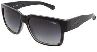 Asstd National Brand Arnette Sunglasses Supplier / Frame: Black Fade Lens: Polarized Gray Gradient
