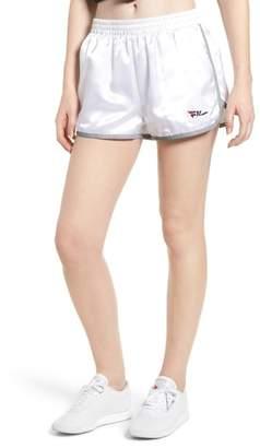 Fila Serena Satin Track Shorts