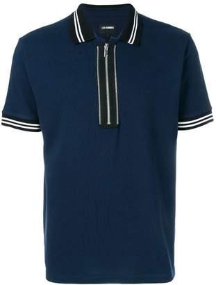 Les Hommes classic designer polo shirt