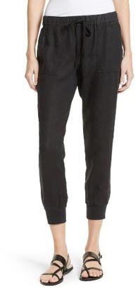 Women's Joie Cyntia Linen Pants $168 thestylecure.com