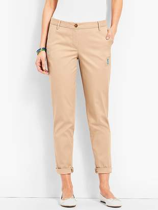 Talbots Girlfriend Chino - Distressed
