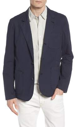 AG Jeans Shane Regular Fit Stretch Cotton Blazer
