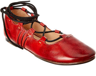 Bed Stu Margot Leather Flat