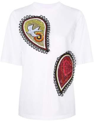 Romance Was Born paisley Power T-shirt