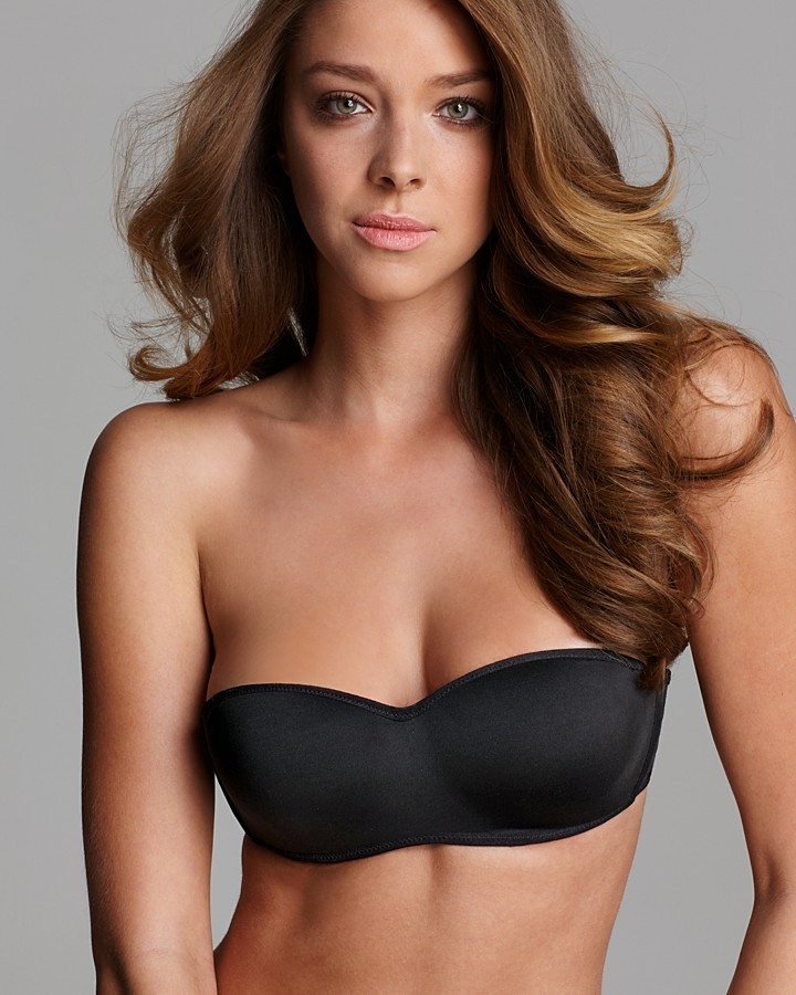 Fashion Forms Bra - Molded Bandeau Wireless Strapless #P7691