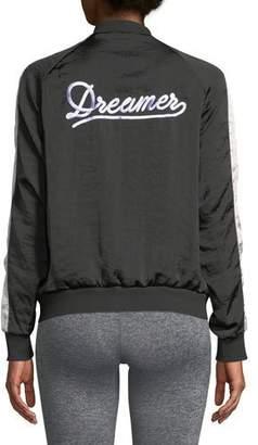 Spiritual Gangster Dreamer Bomber Jacket
