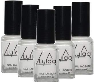 Alonea lulaa 5pcs/Set Peel Off Liquid Tape Latex Tape Peel Off Base Coat Nail Art Liquid Palisade
