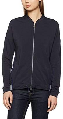 Marc O'Polo Women's 701301157015 Blazer - Blue - Medium