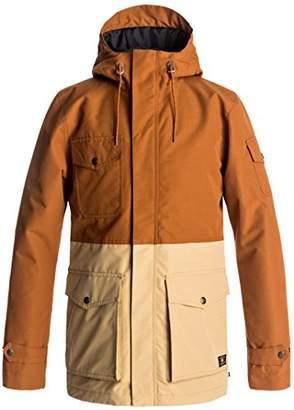 DC Men's Tick 5k Water Proof Snow Jacket